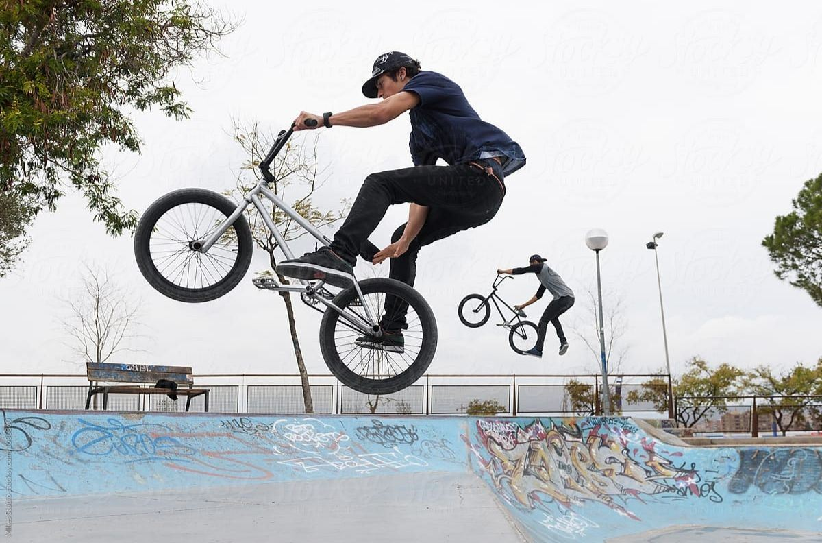 Picture for category Bmx Bikes