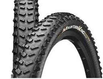 Picture of CONTINENTAL MOUNTAIN KING TR PROTECTION BLACK CHILI