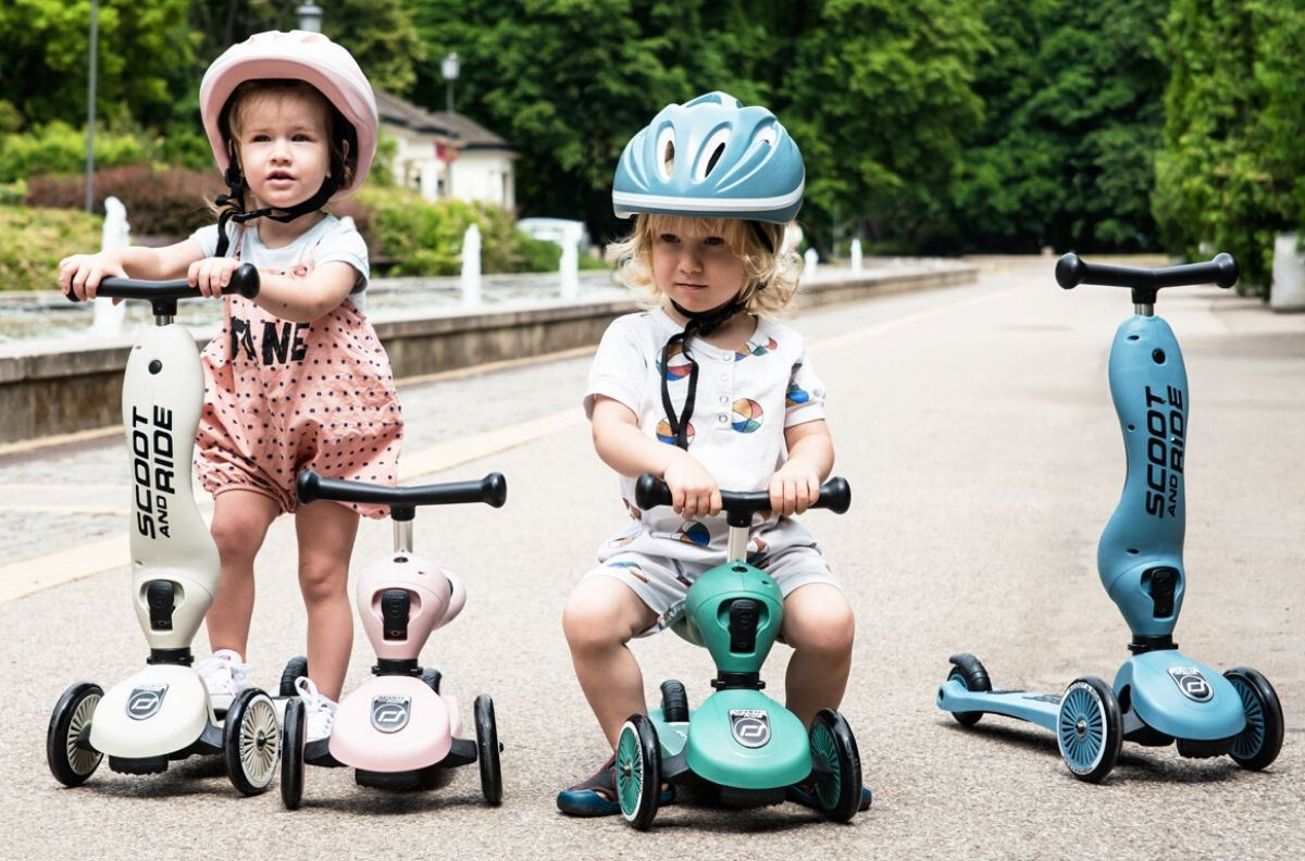 Picture for category Kids Scooters