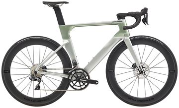 Picture of CANNONDALE SYSTEMSIX ULTEGRA DI2 SAGE GREY