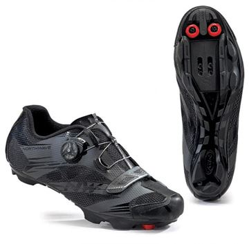 Picture of NORTHWAVE SCORPIUS 2 PLUS WIDE MTB SPD SHOES