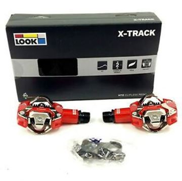 Picture of LOOK KIT X-TRACK MTB PEDAL WITH CLEATS