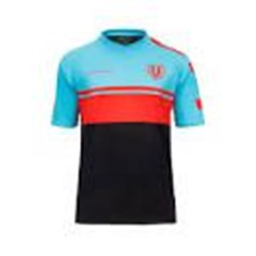Picture of MONDRAKER  ENDURO JERSEY SHORT SLEEVE BLUE/BLACK