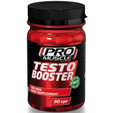 Picture of PRO MUSCLE TESTO BOOSTER 90CAP