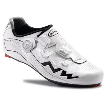 Picture of NORTWAVE FLASH CARBON ROAD RACE SHOES