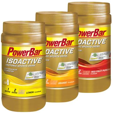 Picture of POWERBAR ISO ACTIVE 600G