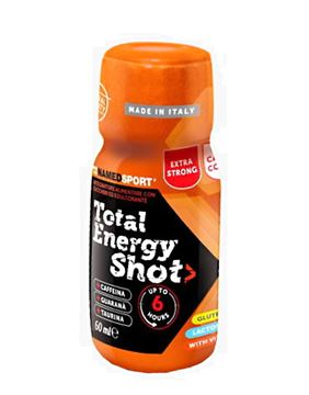 Picture of NAMED TOTAL ENERGY SHOT 60ML