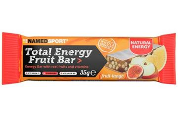 Picture of NAMED TOTAL ENERGY FRUIT BAR 35G