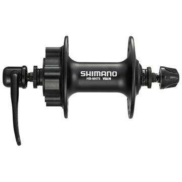 Picture of SHIMANO  HUB 100/36 HB-M475 DISC 6 BOLT