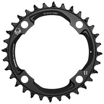 Picture of SRAM EAGLE X-SYNC 2 CHAINRING 36T 104BCD