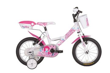 Picture of MONTANA SHELLY 14 INCH KIDS BIKE