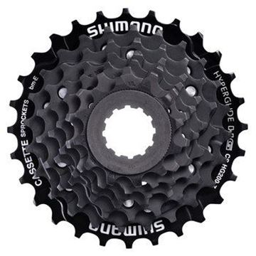 Picture of SHIMANO CASETTE CS-HG200-7 12-32T