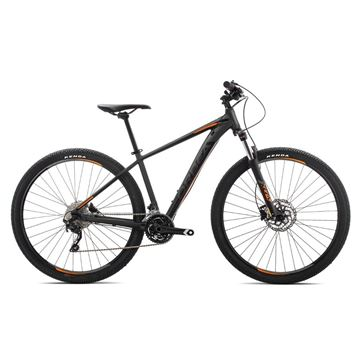 Picture of ORBEA MX 27 20 MOUNTAIN BIKE BLACK ORANGE