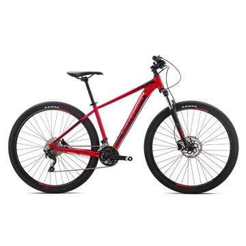 Picture of ORBEA MX 27 20 MOUNTAIN BIKE RED BLACK