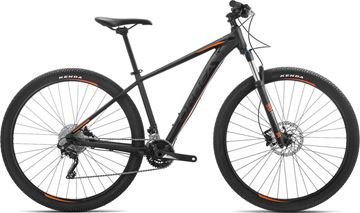 Picture of ORBEA MX 27 10 MOUNTAIN BIKE BLACK ORANGE