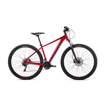 Picture of ORBEA MX 27 10 MOUNTAIN BIKE RED BLACK