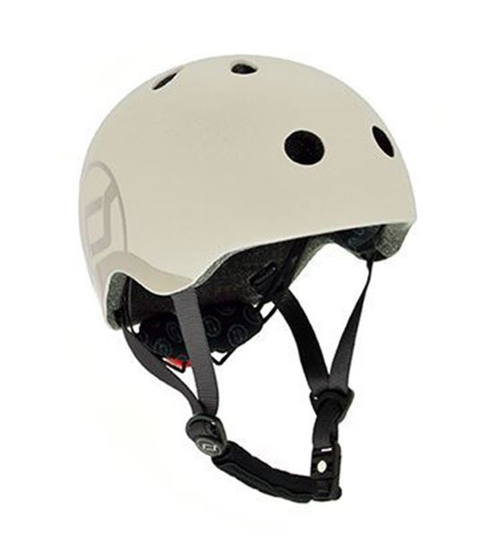 Picture of SCOOT AND RIDE HELMET ASH 51-55cm