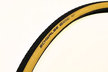Picture of SCHWALBE HS159 27X1 1/4 GUMWALL TIRE