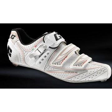 Picture of GAERNE G COSTE ROAD SHOES WHITE