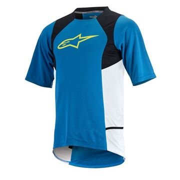 Picture of ALPINESTARS DROP 2 SHORT SLEEVE JERSEY