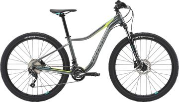 Picture of CANNONDALE TRAIL 3 WOMENS HARDTAIL MOUNTAIN BIKE