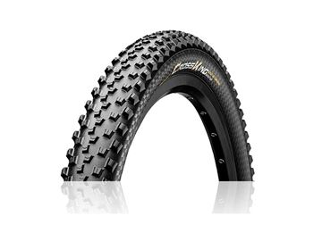 Picture of CONTINENTAL CROSS KING TR PROTECTION BLACK CHILI MTB TIRE