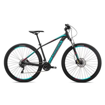 Picture of ORBEA MX 27 50 MOUNTAIN BIKE BLACK TURQUIOSE