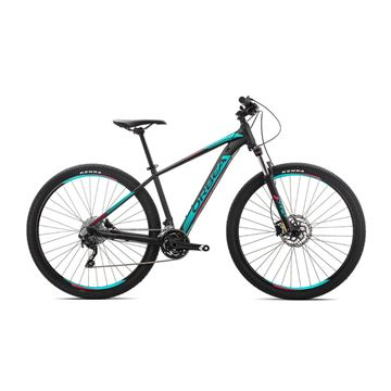 Picture of ORBEA MX 29 10 MOUNTAIN BIKE BLACK TURQUOISE