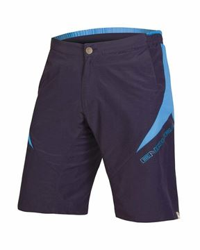 Picture of ENDURA CAIRN SHORT NAVY