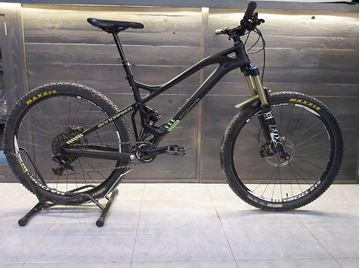 Picture of MONDRAKER FOXY R CARBON USED