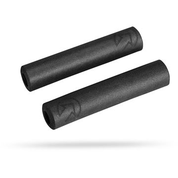 Picture of PRO Black Slide On Race Grips 30mm 130mm