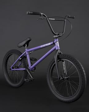 Picture of FLYBIKES Electron Bike LHD Flat Violet
