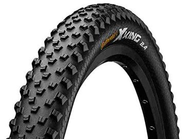 Picture of CONTINENTAL X KING  MOUNTAIN BIKE FLDING TYRE
