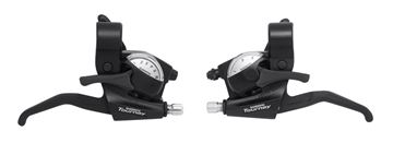 Picture of SHIMANO STEF41 6 SPD & B LEVER SET
