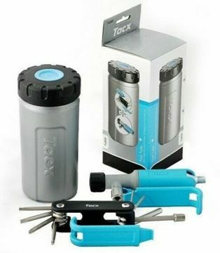Picture of TACX TOOL TUBE +C02 INFLATOR