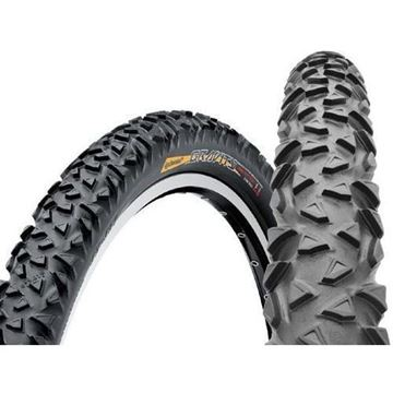 Picture of CONTINENTAL GRAVITY MTB WIRED TIRE