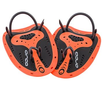 Picture of ORCA FLEXI FIT PADDLES S HV ORANGE