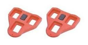 Picture of BBB ROADCLIP CLEAT RED FLOAT LOOK COMPATIBLE