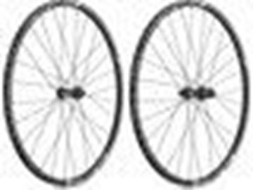 Picture of DT SWISS X 1900 SPLINE 29 / 25MM WHEELSET -