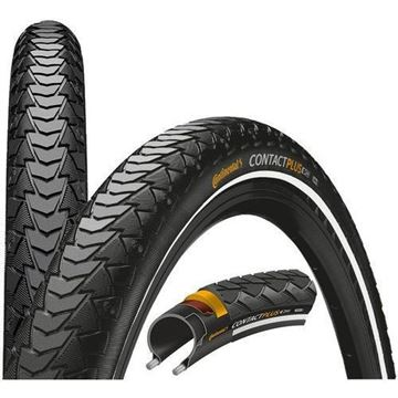 Picture of CONTINENTAL CONTACT PLUS MTB/CITY TIRE