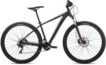 Picture of ORBEA MX 27 30 MOUNTAIN BIKE BLACK ORANGE