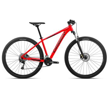 Picture of ORBEA MX 27 30 MOUNTAIN BIKE RED BLACK