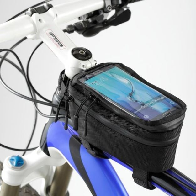 Picture of TOP TUBE BAG FOR PHONE AND ACCESORIES