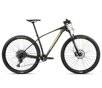 Picture of ORBEA ALMA 29 M50 MOUNTAIN BIKE GREEN GOLD