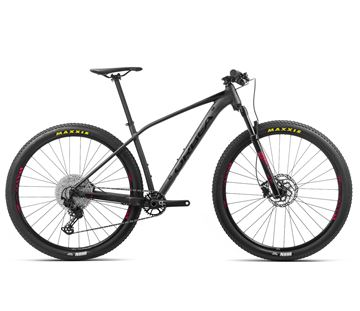 Picture of ORBEA ALMA 29 H30 MOUNTAIN BIKE BLACK/ BLACK