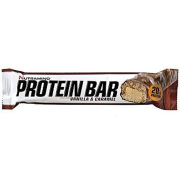 Picture of NUTRAMINO PROTEIN BAR CARAMEL
