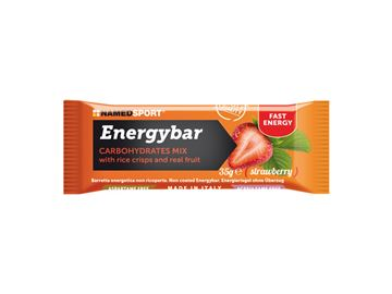 Picture of NAMED ENERGYBAR STRAWBERRY 35 G