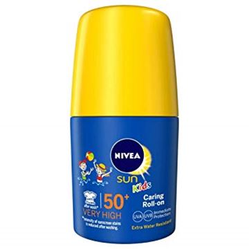 Picture of NIVEA SUN KIDS 50+ VERY HIGH ROLL ON