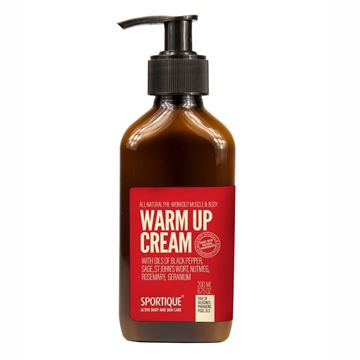 Picture of SPORTIQUE WARMING UP OIL 200ML