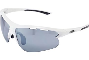 Picture of BBB IMPULSE SUNGLASES GLOSSY WHITE